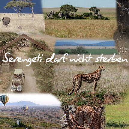 Serengeti darf nicht sterben Tour